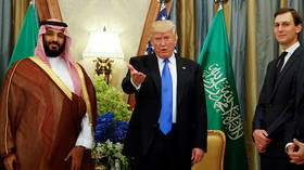 Trump accused of seeking to sell US nuclear 'secrets' to Saudis… so why is this Russia's fault?