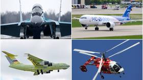 Magnificent seven: Top-notch Russian aircraft that may land in India's shopping cart soon