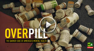 Overpill The darker side of America's mental health