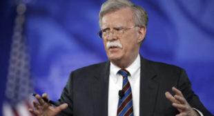 Zakharova Mocks Bolton's Threat Against Those