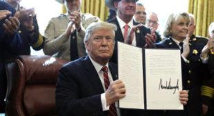 Trump Vetoes Border Emergency Rebuke Passed by US Lawmakers