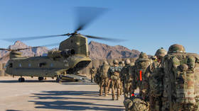 'Time to declare victory!' US senators seek to end 'forever war' in Afghanistan