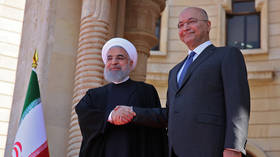 Rouhani's visit to Iraq is a slap in the face to Trump