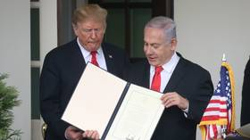 Trump's Golan gift to Israel condemned by UN, Gulf & European allies