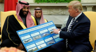 3yrs of civilian deaths in Yemen don't hold US & allies back from selling arms to Saudis – Amnesty