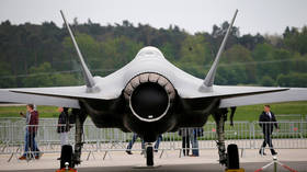 US suspends F-35 deliveries to Turkey over Russian S-400s purchase – Pentagon
