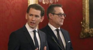 Austrian Vice-Chancellor Resigns as Video Scandal Shakes Ruling Coalition