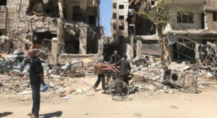 Sides Interested in Douma Attack REVEALED as 'Unpublished OPCW Report' Leaked