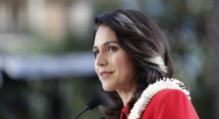 'Today, Venezuela. Tomorrow, Iran?': Gabbard Slams Washington's War Rhetoric