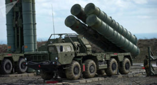 Having Failed to Threaten Turkey, US is Trying to Choke off Russo-Indian S-400 Deal