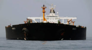 British Detention of Iranian Oil Tanker Reeks of 'Colonial Times', Top Cleric Says