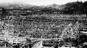 US bombings on Hiroshima & Nagasaki were not to end WWII but to frighten Soviet Union
