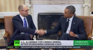 Exporting Chaos: 'West spent $5 billion destabilizing Ukraine'