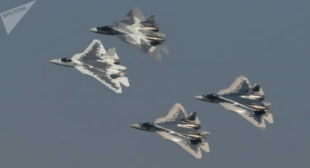Russia Has Found Aircraft to Succeed 5th Gen Su-57 Stealth Fighter