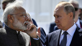 India-Russia eternal friendship takes a Pacific turn