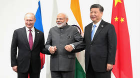 'West's leading role is ending': G7's no good without India and China, Putin says