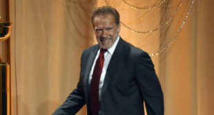 Approved by Arnie: Schwarzenegger Agrees Russian Women the Most Beautiful in the World
