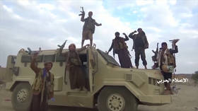 Saudi vehicles destroyed, Saudi-led troops & officers taken prisoner in alleged VIDEOS of Houthi's border victory