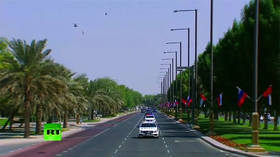 Just like home: UAE sends Russian road patrol after Putin to make him feel welcome 🎞️