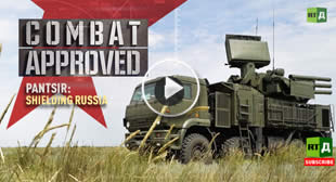 Pantsir: Shielding Russia. Anti-aircraft guns, surface-to-air missiles & radar in a single system