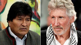 'Evo, I hope your exile is short': Roger Waters sends message of support to Bolivia's Morales 🎞️