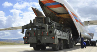 US Senate Foreign Relations Committee Approves Sanctions Against Turkey Over Its Purchase of S-400s