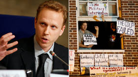 'I plan to seek justice': Max Blumenthal vows legal action after US govt drops 'bogus' assault charges against him