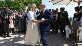 'He's an old-school gentleman': Former Austrian FM Karin Kneissl praises Putin's exquisite manners