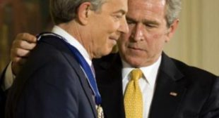 Court finds Bush and Blair guilty of war crimes