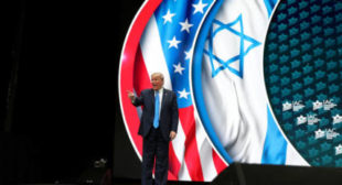 Trump Sparks Outrage by Calling on American Jews to 'Love Israel More'