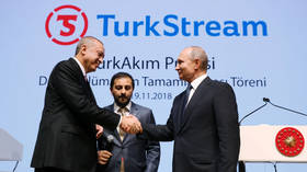 TurkStream is a matter of 'national & energy security' for Turkey & EU… and US can't derail it now