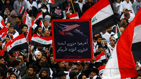 'Million-Man March' kicks off in Baghdad to demand US troop pullout 🎞️