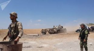 Syrian Army Enters Saraqib in Idlib Province, Forcing Militants to Flee Town – Report