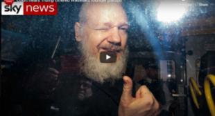 Court hears Trump offered Wikileaks founder pardon 🎞️
