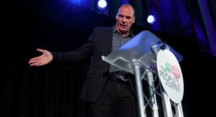 Ex-Greek Finance Chief Leaks Secret Recordings of 2015 Bailout Talks