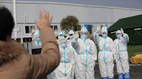 China closes 1st 'pop-up' coronavirus hospital, built in 10 days, after last group of recovered patients discharged 🎞️