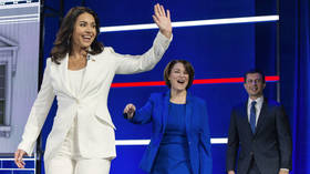 Tulsi Gabbard lost her political future & moral high ground with Biden-2020 endorsement