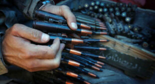 Syria Seizes Stock of Terrorist Weapons, Including US-Made TOW and LAW Missiles – Photos