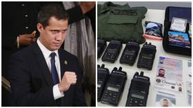 Juan Guaido had White House meeting with boss of US mercenary firm behind bungled Venezuela coup – interrogation tape