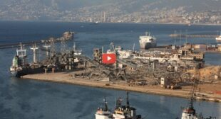 The cargo that blew up Beirut: Sailor REVEALS troubled history of doomed ship that brought TONS of explosive fertilizer to Lebanon 🎞️