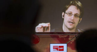 Edward Snowden Criticizes Amazon For Hiring Former Director of US National Security Agency