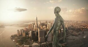 Declassified FBI Files Confirm Existence of Gigantic 'Human-Like Aliens', Report Claims