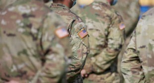 US Military Suicides Rise 20% During Coronavirus Pandemic, Officials Say