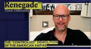 "The ""controlled"" demolition of the American Empire"
