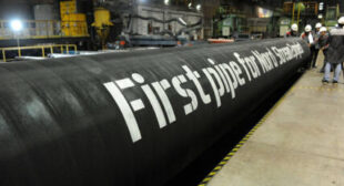 Nord Stream 2 Project 'Will Be Completed', German Foreign Minister Maas Says