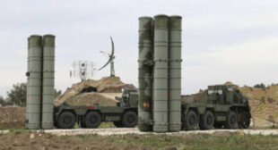 'Major Obstacle': US 'Deeply Concerned' Over Reports of Turkey Potentially Testing S-400s