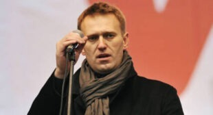 If Russia Wanted to Poison Navalny Would Never Let Him Cross Into Germany – Putin