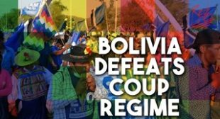 How Bolivia fights fascism – It takes more than the ballot box 🎞️