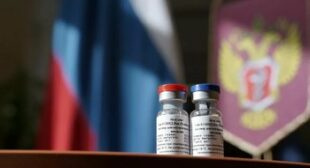Russia Introduces First Coronavirus Vaccine