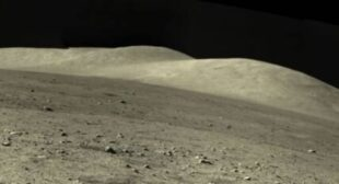 Photos: China's Chang'e-5 Moon Probe Sends Back Samples, Stunning Images From Surface